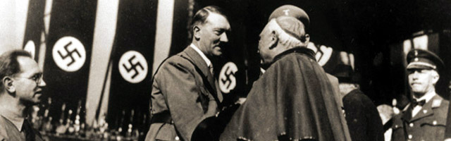 папа пий 2 встреча с гитлером сложно сдерживать