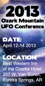 2013 Ozark Mountain UFO Conference