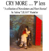 Cry More P Less book cover